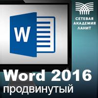 Microsoft Word 2016 для профессионала